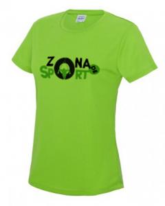Tricou Femei Cool Verde