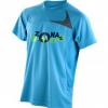 tricou spiro bleu