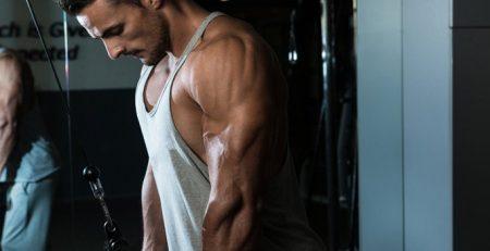 exerciţii pentru triceps