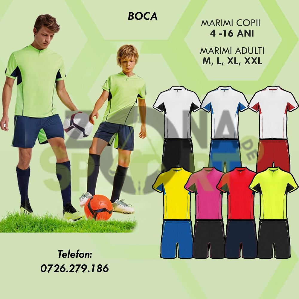 Echipament Boca